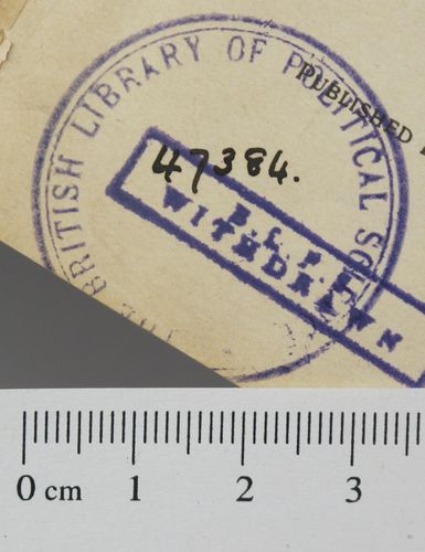 British Library of Political and Economic Science London Stempel DE-1 3R10.jpg